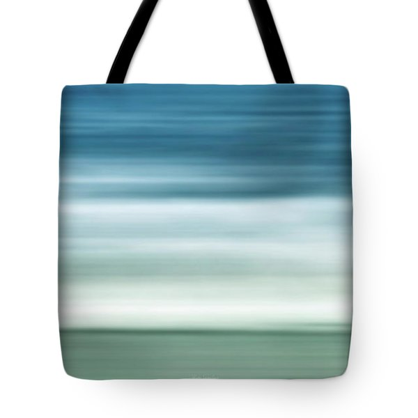 Waves Tote Bag by Wim Lanclus