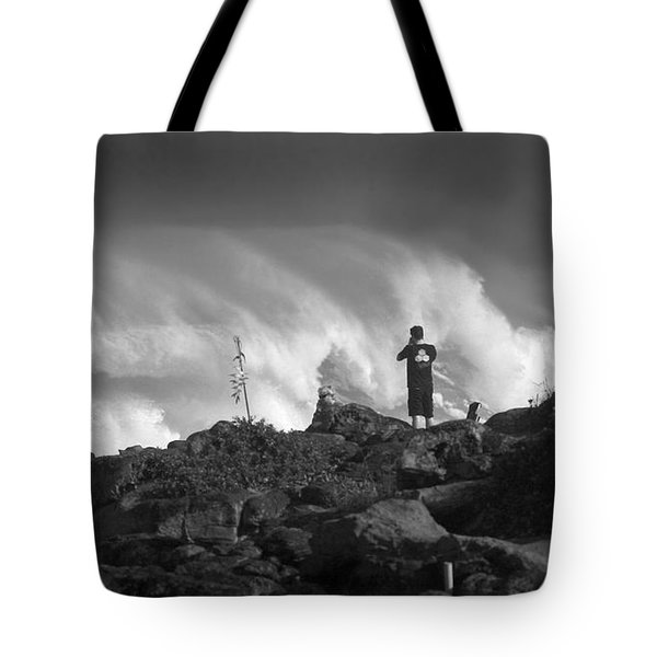 Wavewatchers Tote Bag