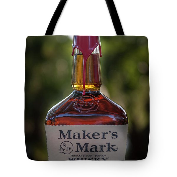 Wax Seal Tote Bag