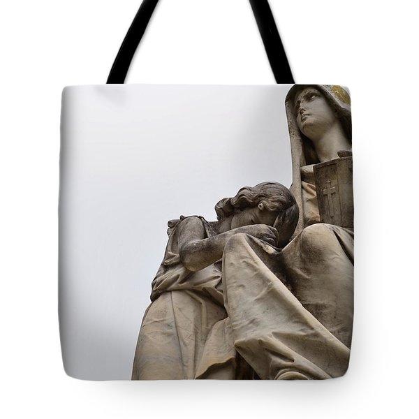 Waxahachie  Tote Bag