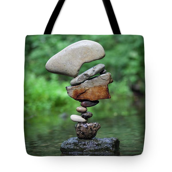 Way Of Zen Tote Bag