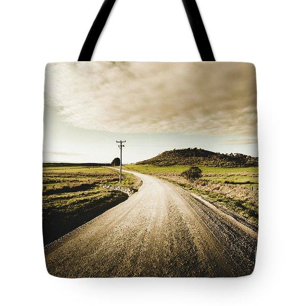 Way Out Yonder Tote Bag