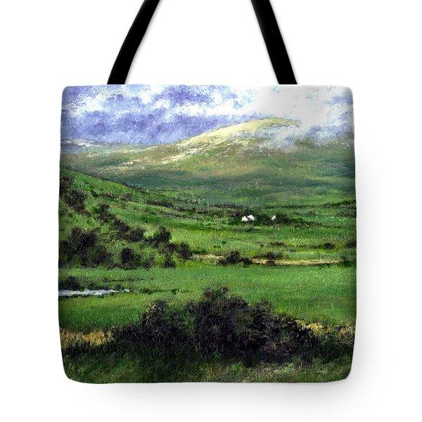 Way To Ardara Ireland Tote Bag