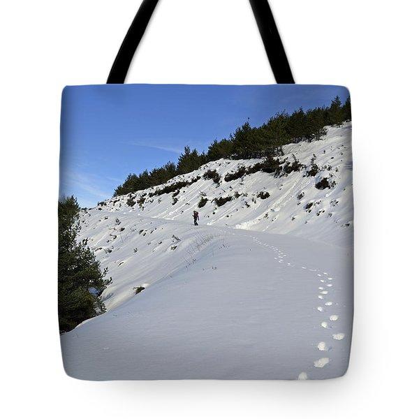 Way To Heaven Tote Bag
