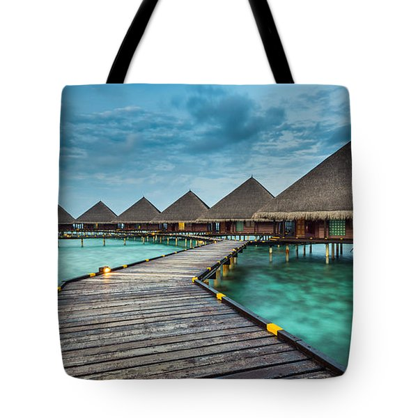 Way To Luxury 2x1 Tote Bag