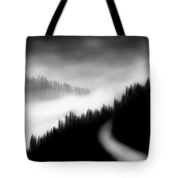 Way To The Unknown Tote Bag