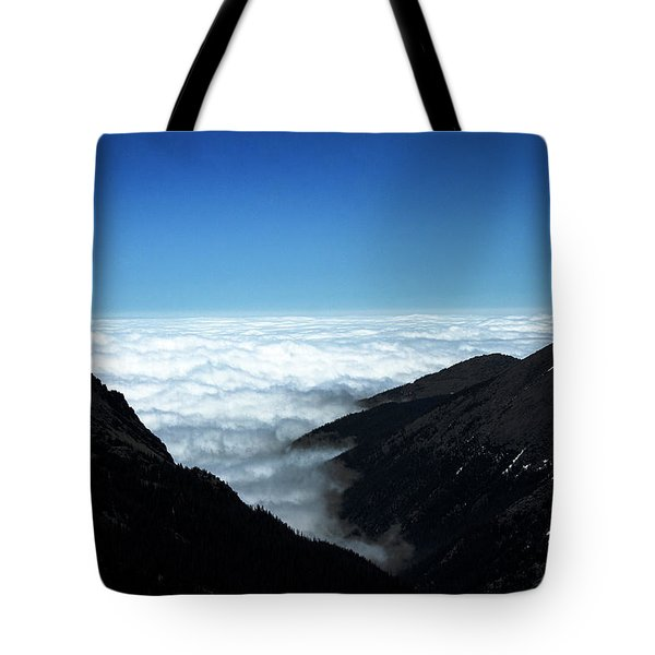 Way To Valhalla Tote Bag