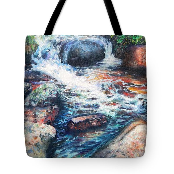 Wayside Brook Tote Bag