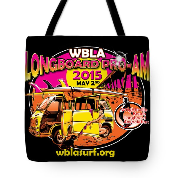 Wbla 2015 For Promo Items Tote Bag