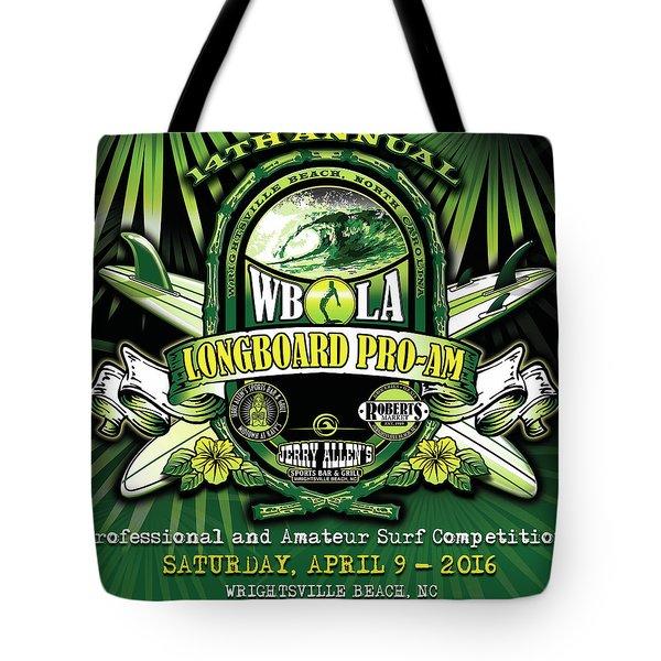 Wbla Proam 2016 Tote Bag