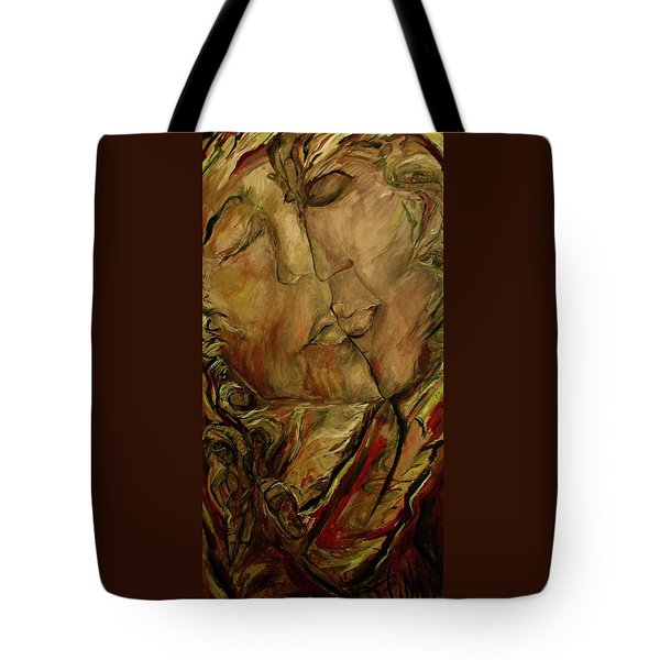 We All Have Wings Tote Bag