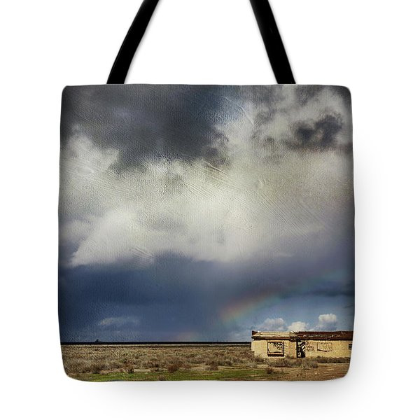 We All Need A Little Hope Tote Bag by Laurie Search