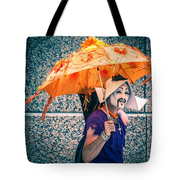 We All Wear Masks Tote Bag