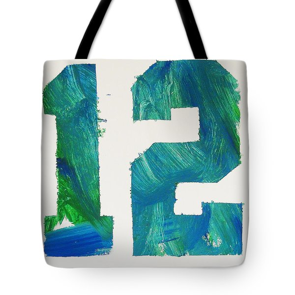 We Are 12 Tote Bag
