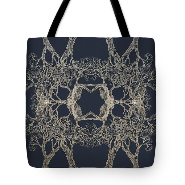 We Are All Made Of Stars Tree 12 Hybrid 1 Tote Bag