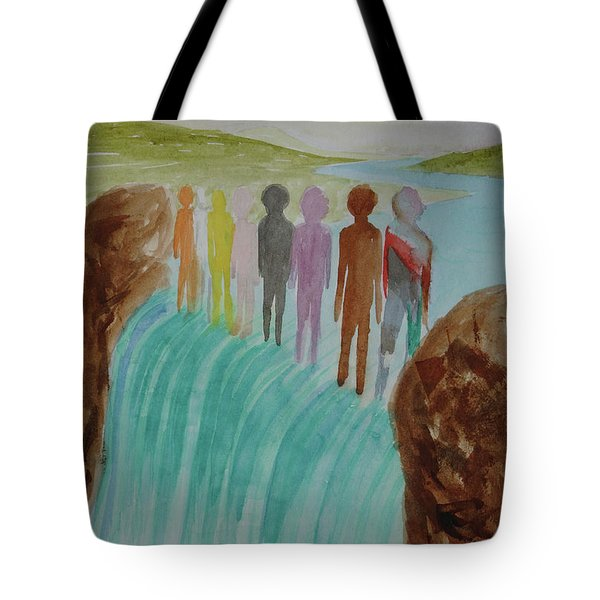 We Are All The Same 1.2 Tote Bag