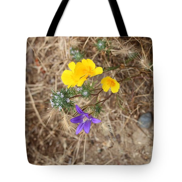 Tote Bag featuring the photograph We Are Family by Marie Neder