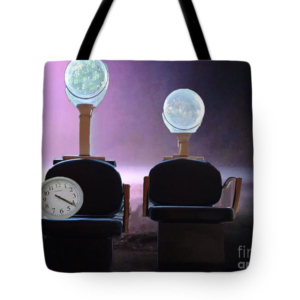We Are Lost Tote Bag