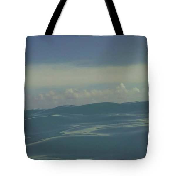 We Are One Tote Bag by Laurie Search