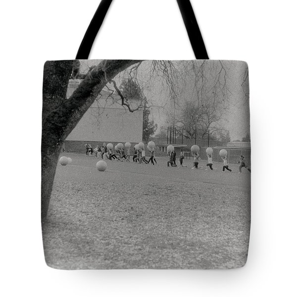 We Are The World Funny Photo Tote Bag