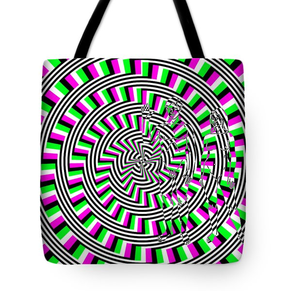 We Came In Peace Tote Bag