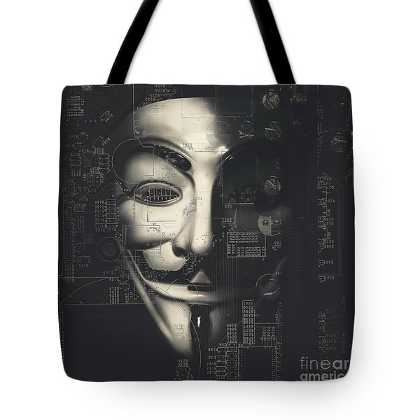 We Don't Forgive, We Don't Forget, Expect Us Tote Bag