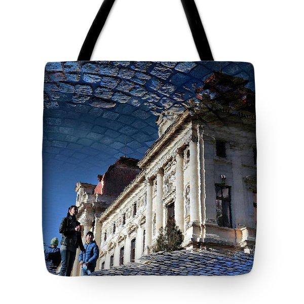 We Have Always Lived In The Castle Tote Bag