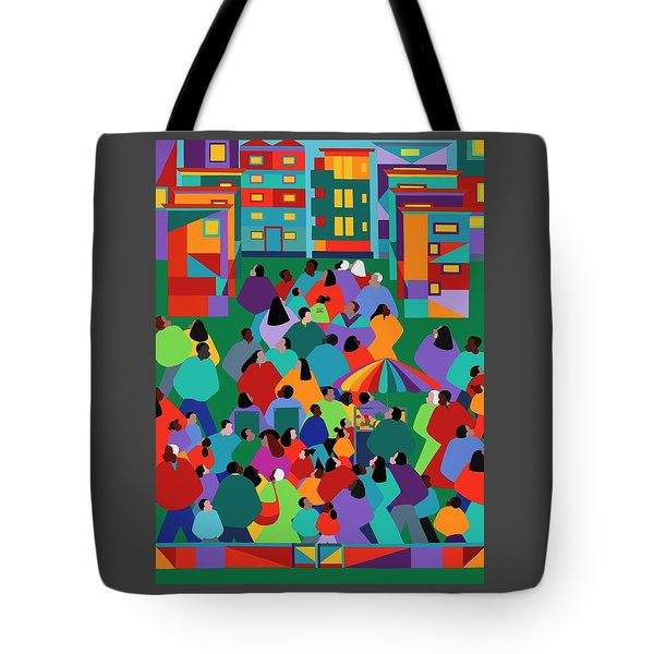 We The People One Tote Bag