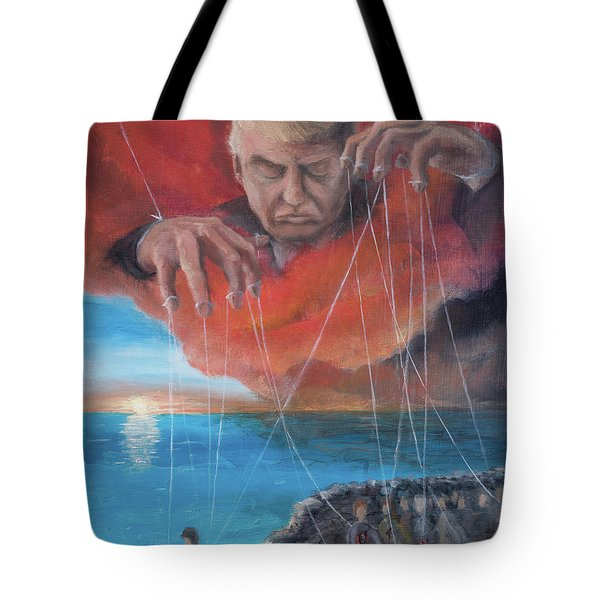 We Traded Our Hearts For Stones Tote Bag