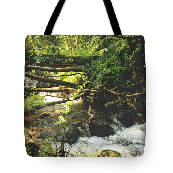 We Were Young And Wild And Free Tote Bag