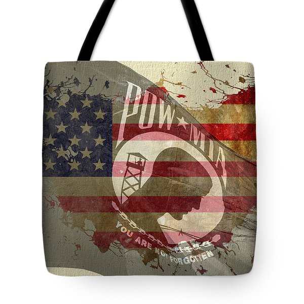 We Will Remember You Tote Bag