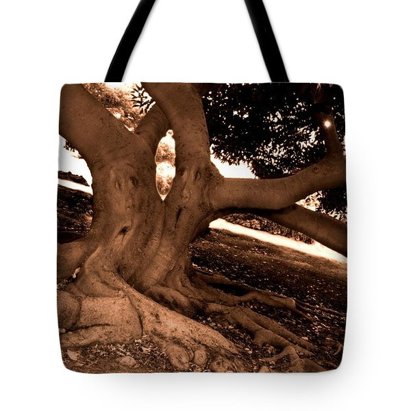 We Would -- Screaming Trees Tote Bag