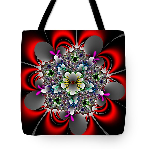 Tote Bag featuring the digital art Weakfishly by Andrew Kotlinski