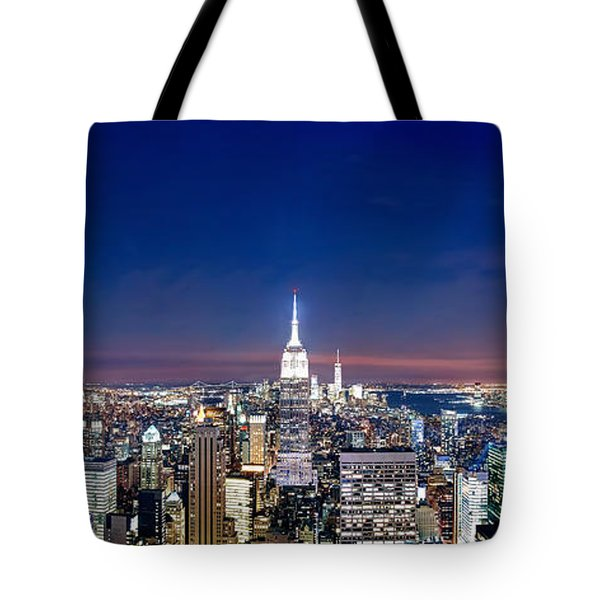 Wealth And Power Tote Bag