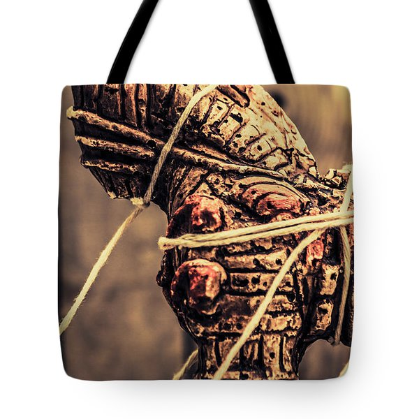 Weapon Of Mass Construction Tote Bag