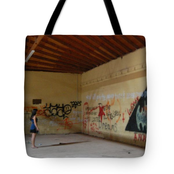 Wear House  Tote Bag