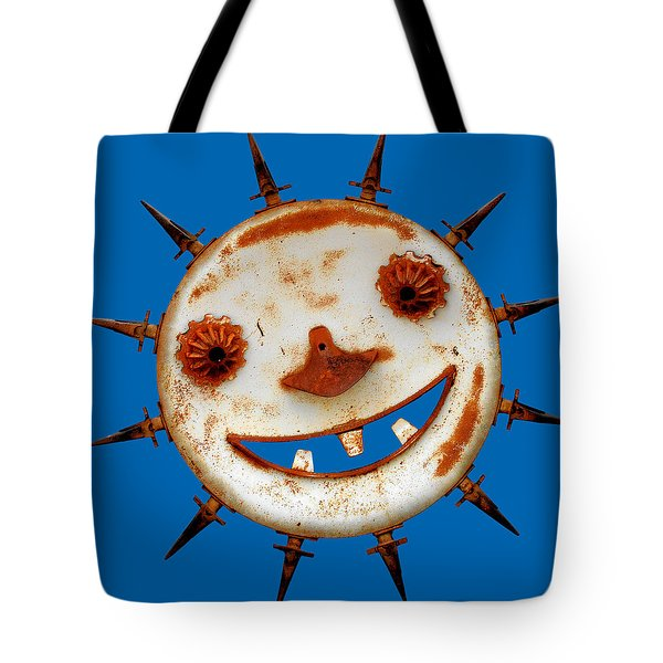 Wear Sunscreen Tote Bag by Christine Till