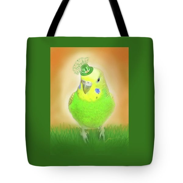 Wearin' Of The Green Tote Bag