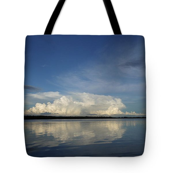 Weather From Tampa Bay 871 Tote Bag