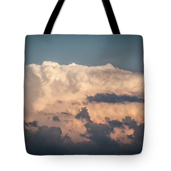 Weather Maker Tote Bag by Ray Congrove