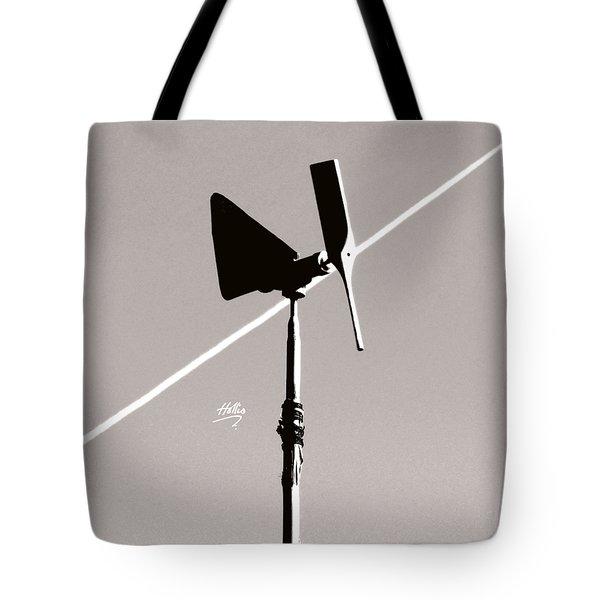 Weather Vane Tote Bag