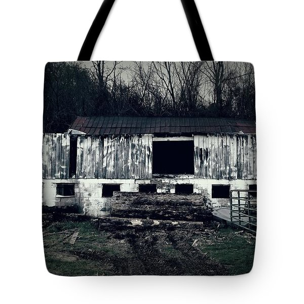 Weathered 2 Tote Bag