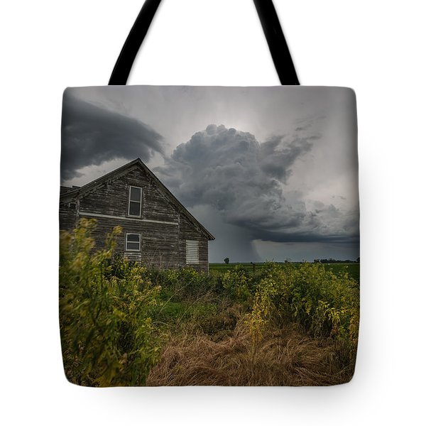 Weathered 4 Tote Bag