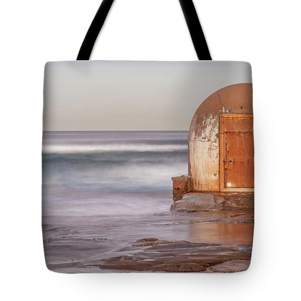 Tote Bag featuring the photograph Weathered In Time by Az Jackson