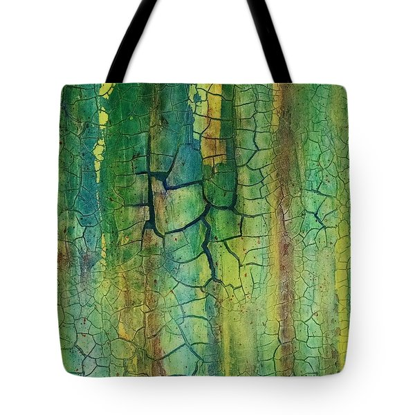 Weathered Moss Tote Bag