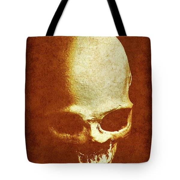 Weathered Remains Tote Bag