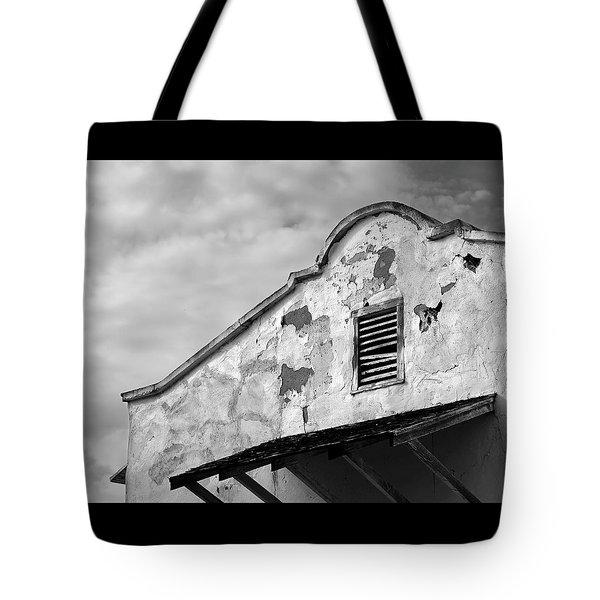 Weathered Sanctuary Tote Bag