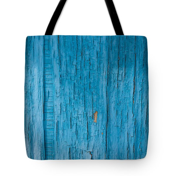 Weathered Wall Amargosa Opera House Death Valley Tote Bag