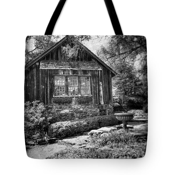 Weathered With Time Tote Bag