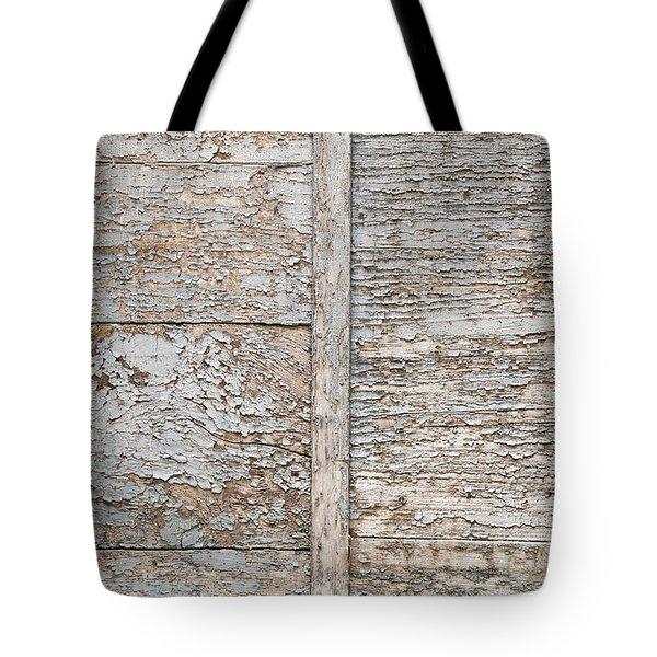 Weathered Wood Background Tote Bag